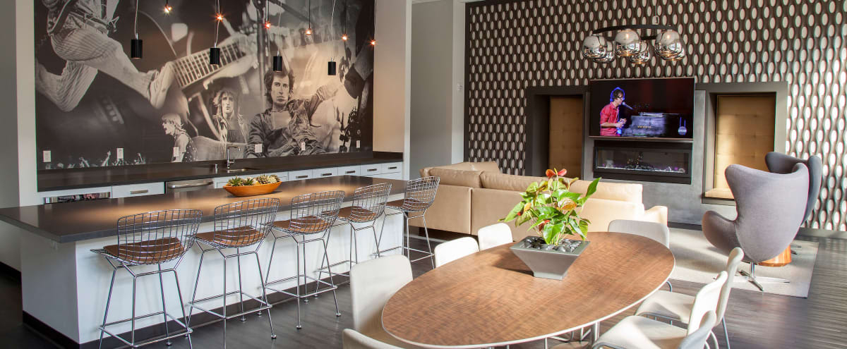 Fillmore District - Modern Lounge with Outdoor BBQ in San Francisco Hero Image in Western Addition, San Francisco, CA