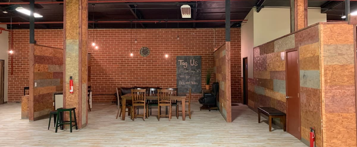 #1 Rated - All Inclusive Pre-lit Production Space in Sun Valley Hero Image in North Hollywood, Sun Valley, CA
