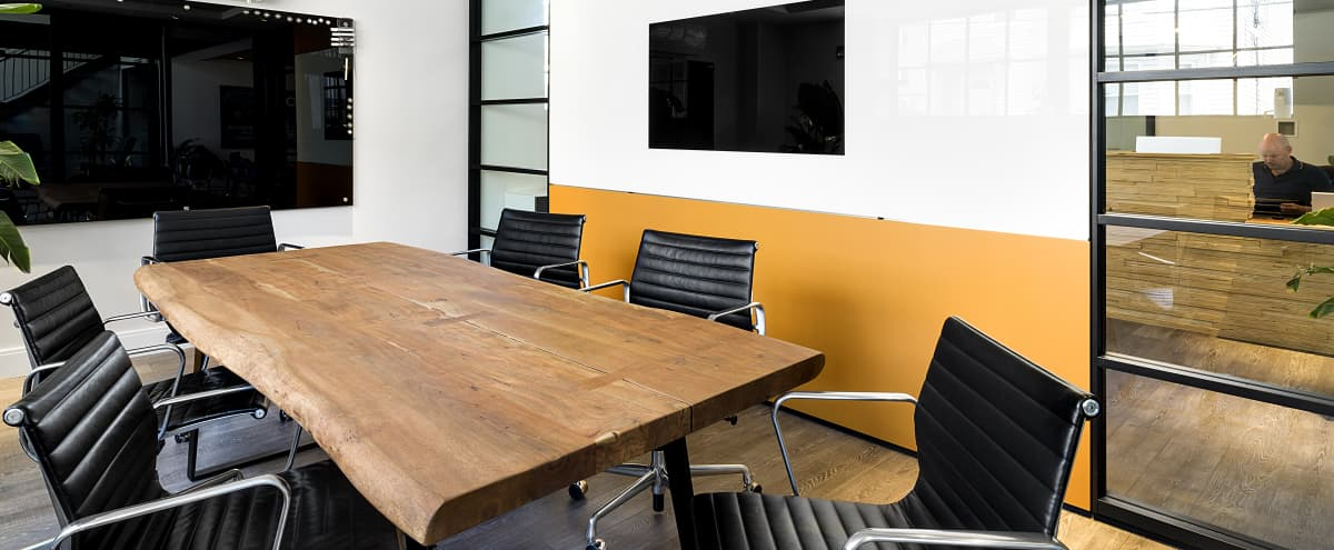 Equipped Modern Conference Room in Boston Hero Image in Dudley / Brunswick King, Boston, MA
