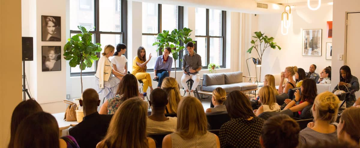 Chic Modern Loft for Presentations & Events in NoMad in New York Hero Image in Midtown, New York, NY