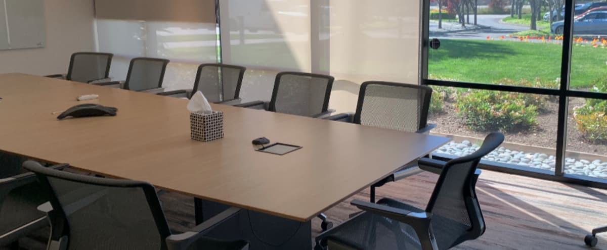 Spacious Conference Room in the heart of the Valley in Sunnyvale Hero Image in undefined, Sunnyvale, CA