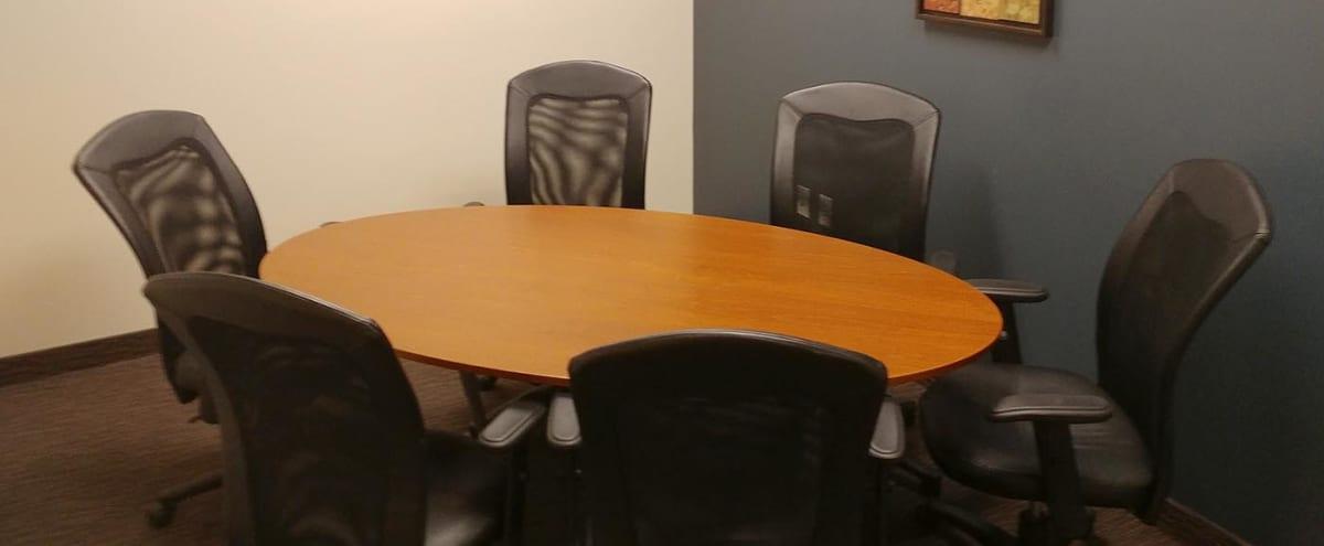 Cozy and Comfortable 6-Person Conference Room in Phoenix Hero Image in Deer Valley, Phoenix, AZ