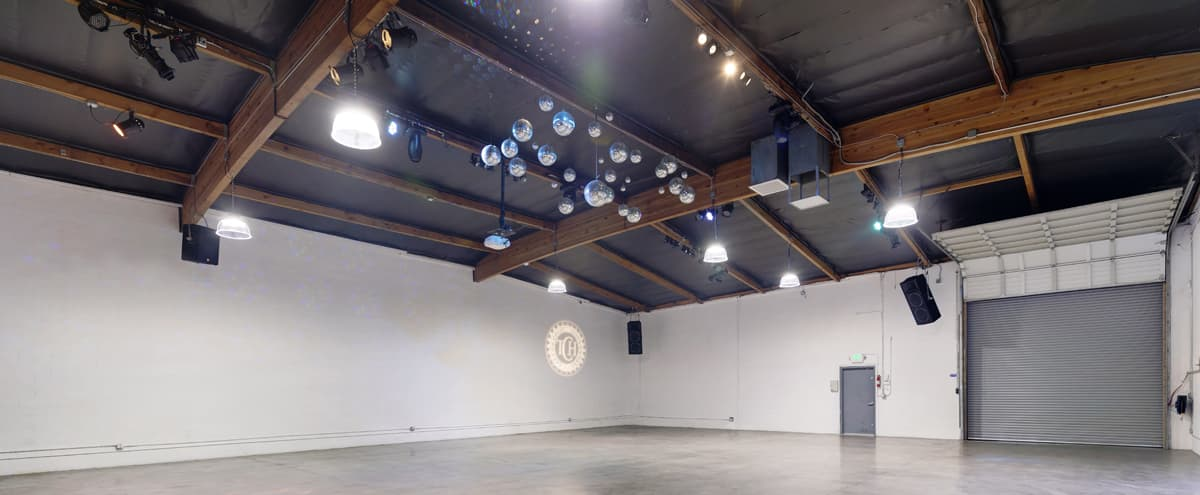 Industrial Chic Warehouse Event Space in Los Angeles in Chatsworth Hero Image in Chatsworth, Chatsworth, CA