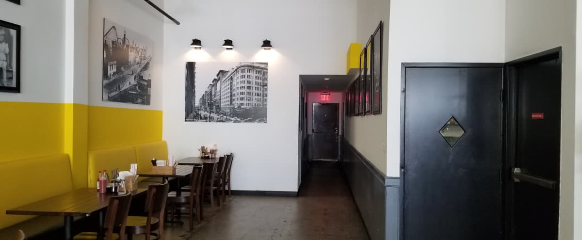Modern Industrial style Restaurant in NORTH HOLLYWOOD Hero Image in NoHo Arts District, NORTH HOLLYWOOD, CA