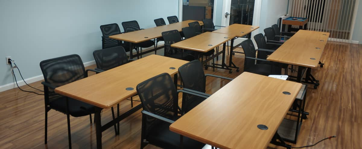 Spacious Training Space in Sunnyvale Hero Image in undefined, Sunnyvale, CA