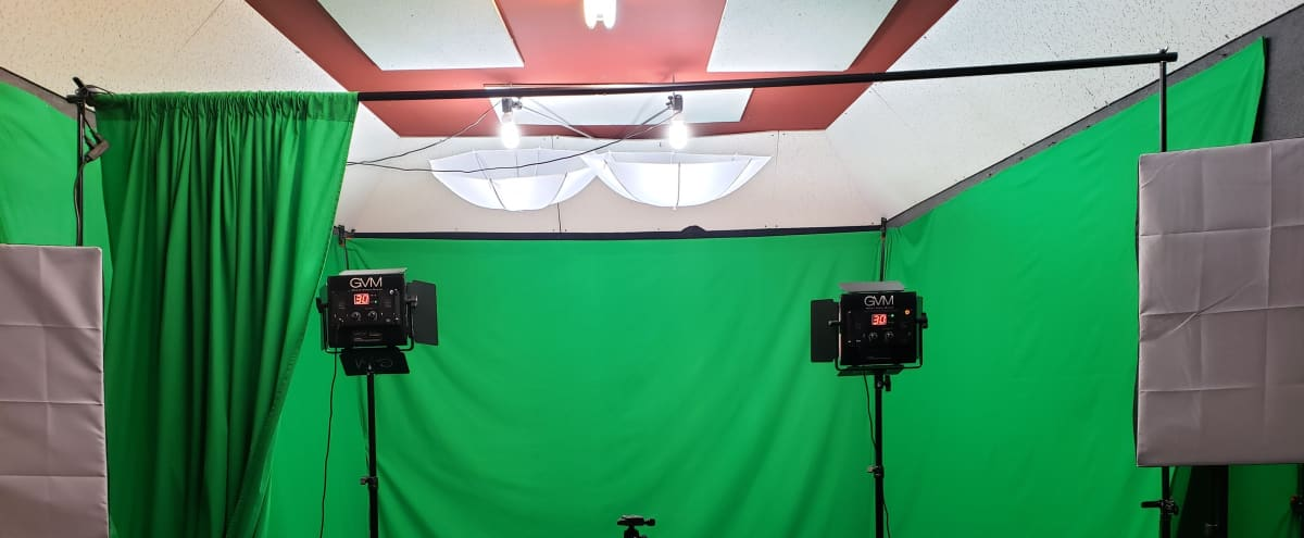 Green Screen Studios: Sound proof recording studio for video, photography and audio recordings. in San Diego Hero Image in Kearny Mesa, San Diego, CA