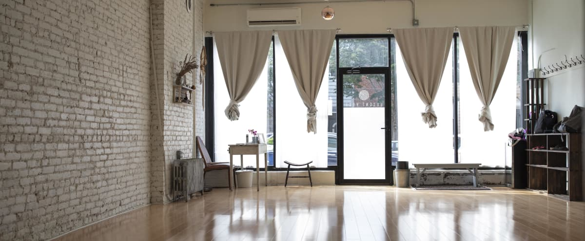 Light and Bright Studio for Photo Shoots in Brooklyn Hero Image in Greenpoint, Brooklyn, NY