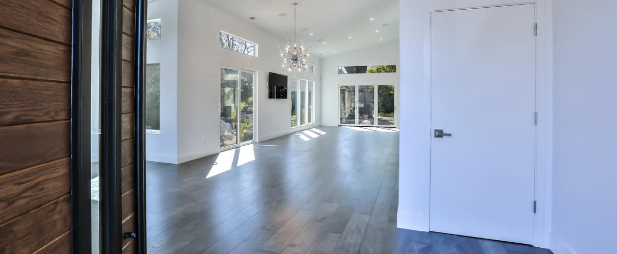 Brand New Beautiful Modern Home with Great Appeal and plenty of light in San Carlos Hero Image in undefined, San Carlos, CA