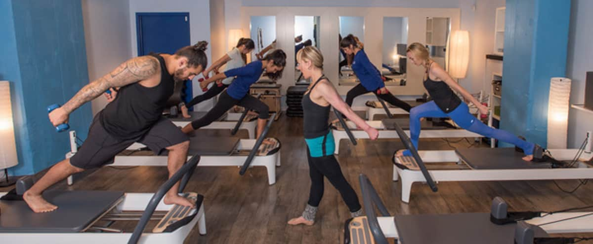 Personal Training and Pilates Studio in San Francisco Hero Image in Financial District, San Francisco, CA