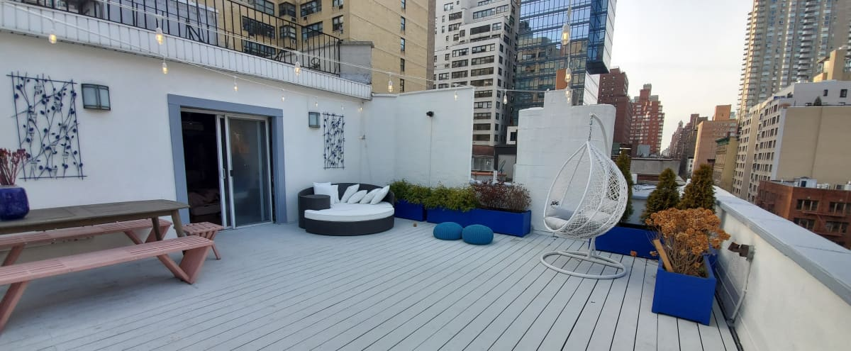 Manhattan Penthouse loft with private roof deck in New York Hero Image in Central Park West Historic District, New York, NY
