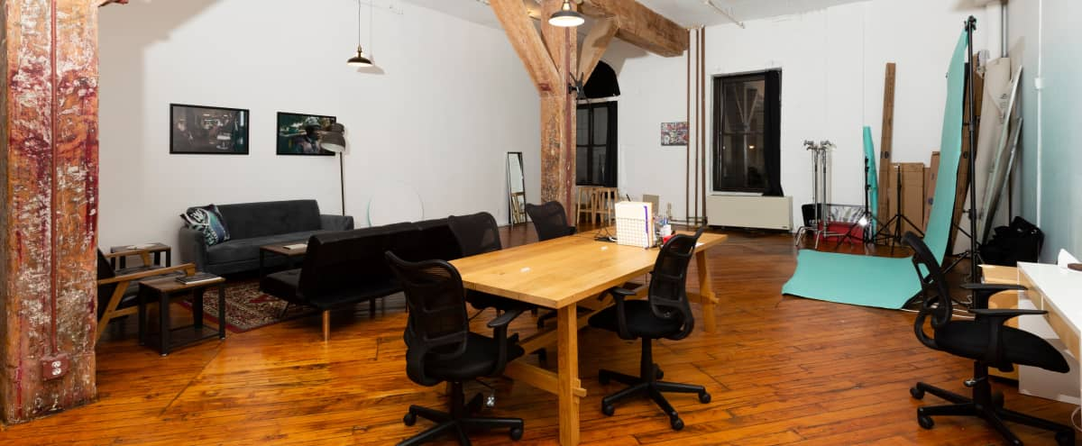 Spacious photo & video studio in prime Williamsburg in brooklyn Hero Image in Williamsburg, brooklyn, NY