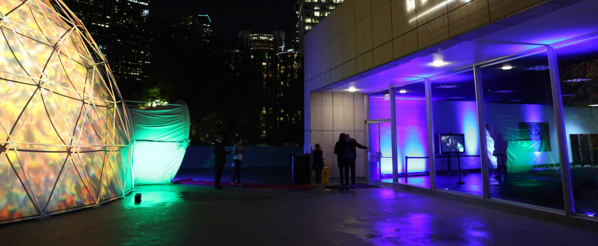 360 Projection Dome for Film and Events on a 20 Acre Movie Studio Lot in DTLA in Los Angeles Hero Image in Central LA, Los Angeles, CA