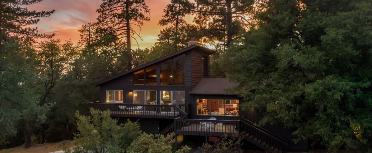 Modern Mountain Home on 2 Acres in Idyllwild Hero Image in undefined, Idyllwild, CA