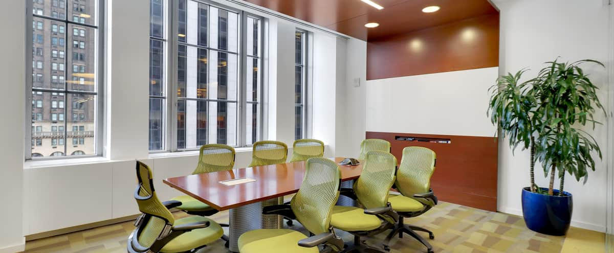 Midtown Exterior Conference Room with Central Park Views in New York Hero Image in Midtown, New York, NY