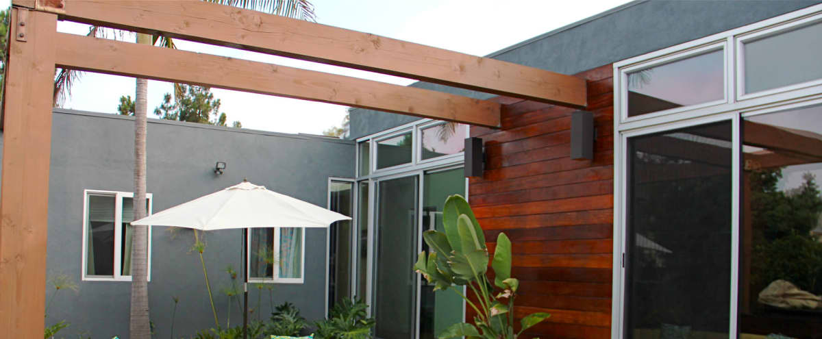 Santa Monica Cozy Modern House in Santa Monica Hero Image in Pico, Santa Monica, CA
