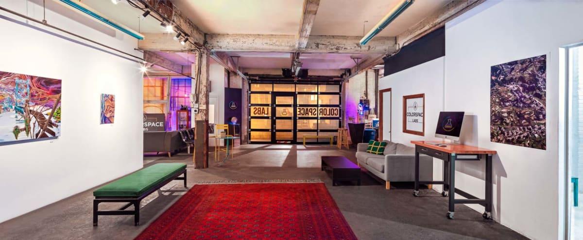 Rent Our Entire Creative Workspace | White Room AV Studio Included in Philadelphia Hero Image in Norris Square, Philadelphia, PA