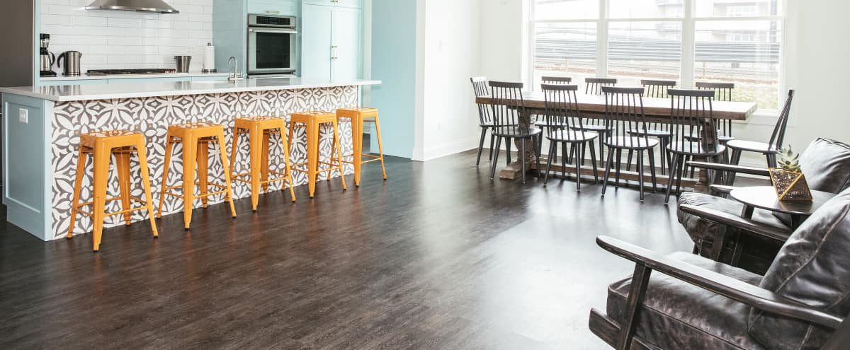 Hip & Unique Wicker Park Home with Gourmet Kitchen Event Space in Chicago Hero Image in Wicker Park, Chicago, IL