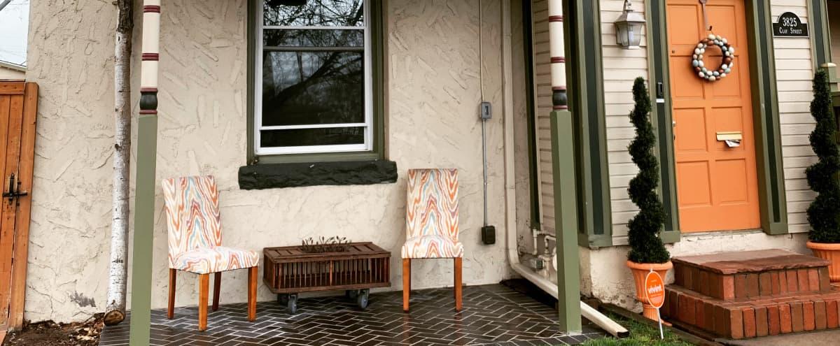 Sunnyside Victorian with Enchanting Garden in Denver Hero Image in Sunnyside, Denver, CO