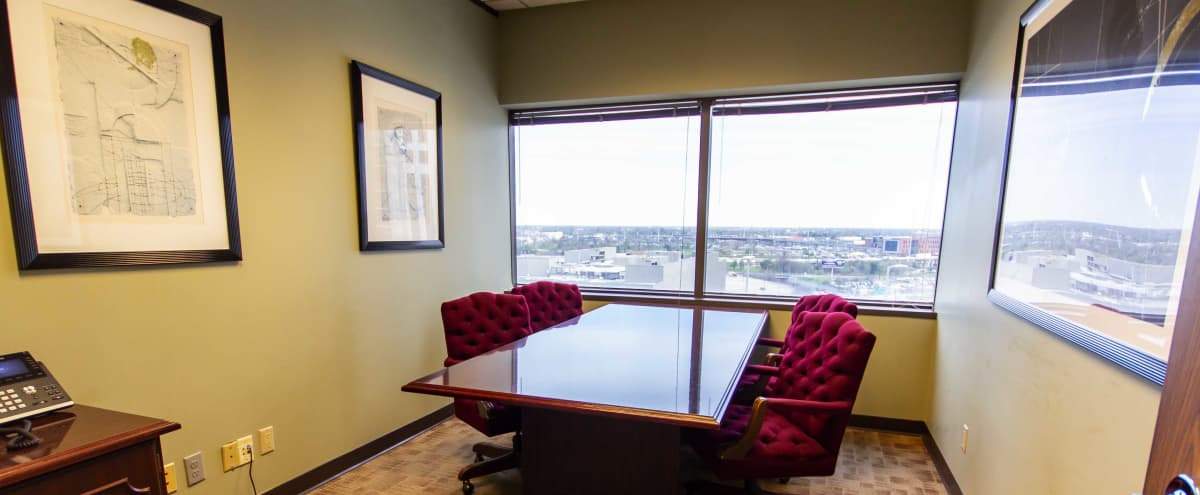 Private Meeting Room - Great Location in Houston Hero Image in Downtown, Houston, TX