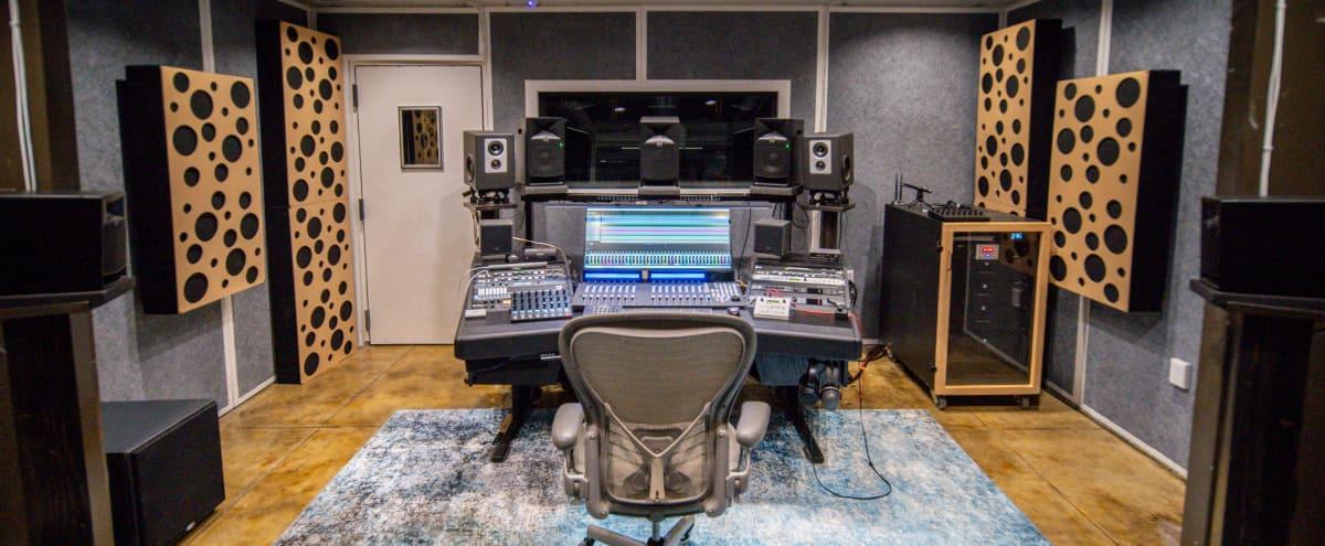 Professional Sound/Film Studio Between Downtown and Culver City in Los Angeles Hero Image in Central LA, Los Angeles, CA