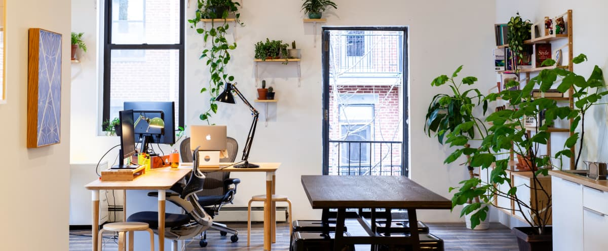 Industrial Office/Loft Close to Barclays Center in Brooklyn Hero Image in Prospect Heights, Brooklyn, NY