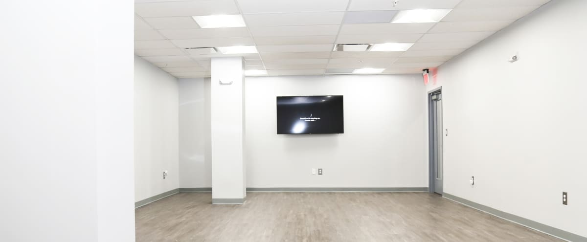 Incredible Modern Event Space with AV System in Riverdale Hero Image in undefined, Riverdale, MD