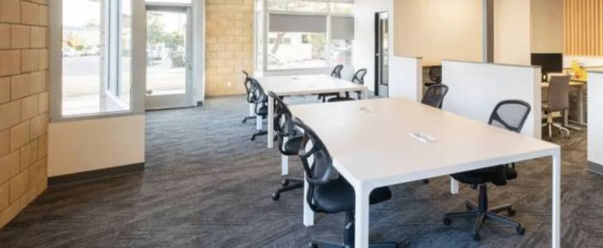 Large Event Space in Modern Coworking Office in San Diego Hero Image in South Park, San Diego, CA