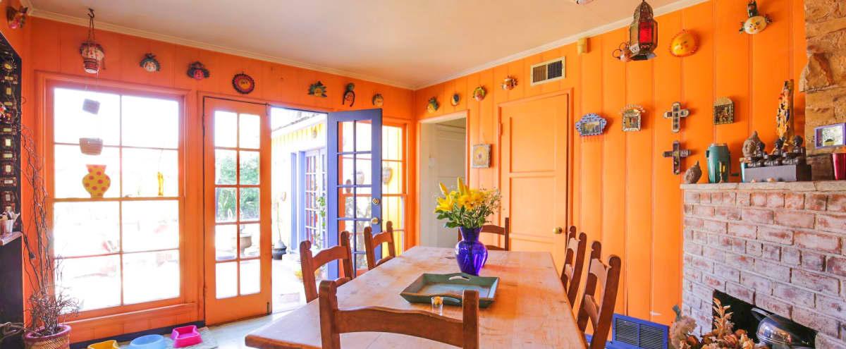 Charming Indoor/Outdoor Property for Meetings & Workshops in Studio City Hero Image in Studio City, Studio City, CA