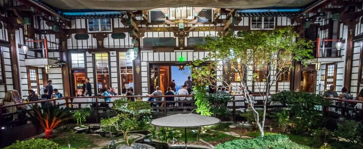 Historic Asian Japanese Venue in Hollywood in Hollywood Hero Image in Central LA, Hollywood, CA