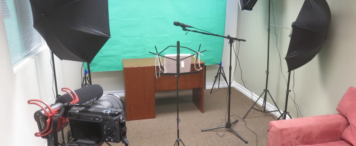Photo/Video Studio (with Green Screen) in the Heart of Westlake Village in Westlake Village Hero Image in undefined, Westlake Village, CA