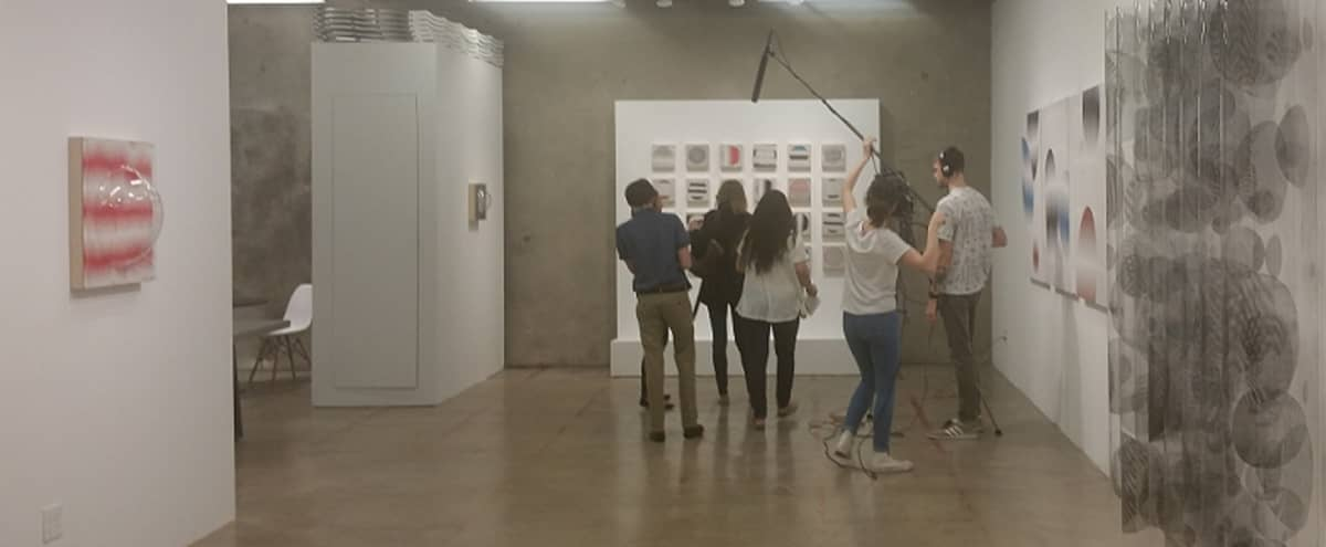 Eastside Gallery in Converted Warehouse in Austin Hero Image in East Austin, Austin, TX
