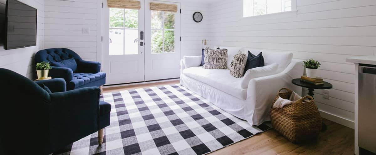 Ballard Farmhouse Inspired Guest Suite in Seattle Hero Image in Whittier Heights, Seattle, WA