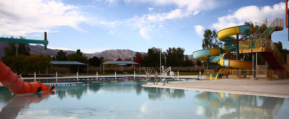Outdoor Pool and Waterpark Perfect for Parties and Events in Las Vegas Hero Image in undefined, Las Vegas, NV