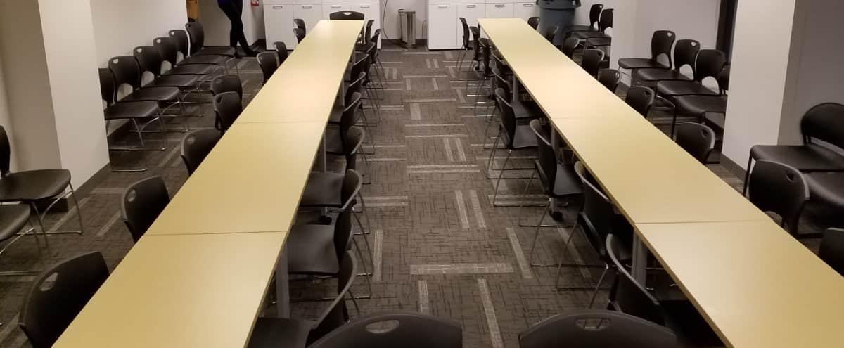 Large meeting room or training center | Magnificent Mile in Chicago Hero Image in Magnificent Mile, Chicago, IL