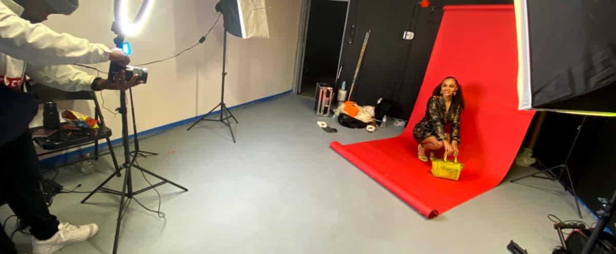Houston Photo/Film Studio with Cloud Wall in Houston Hero Image in Westbranch, Houston, TX