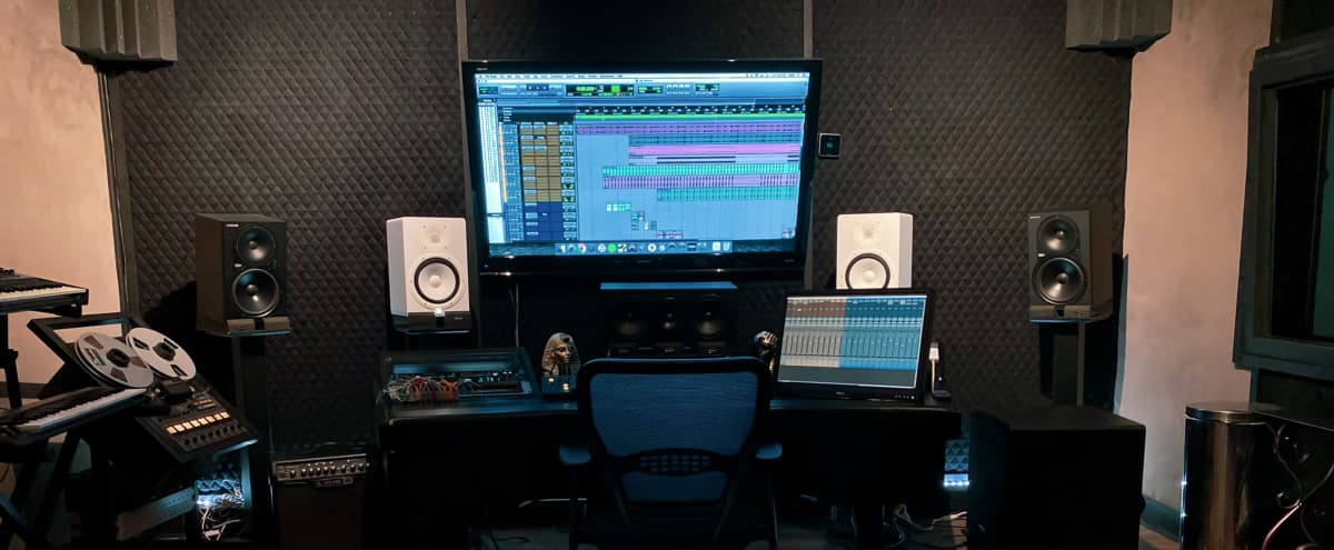 Recording Studio with private entrance in Burbank Hero Image in undefined, Burbank, CA