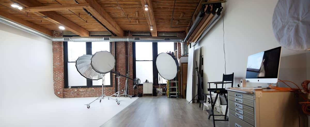 Photography and Film Studio - Cyclorama wall in Philadelphia Hero Image in Kensington, Philadelphia, PA