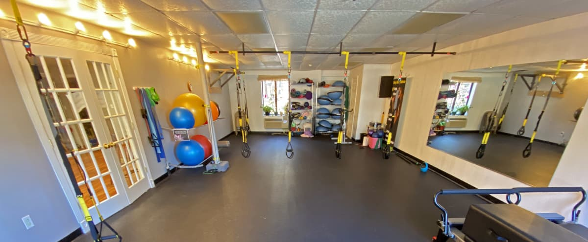 Multi-Purpose Studio with TRX + Fitness Amenities in Southborough Hero Image in undefined, Southborough, MA