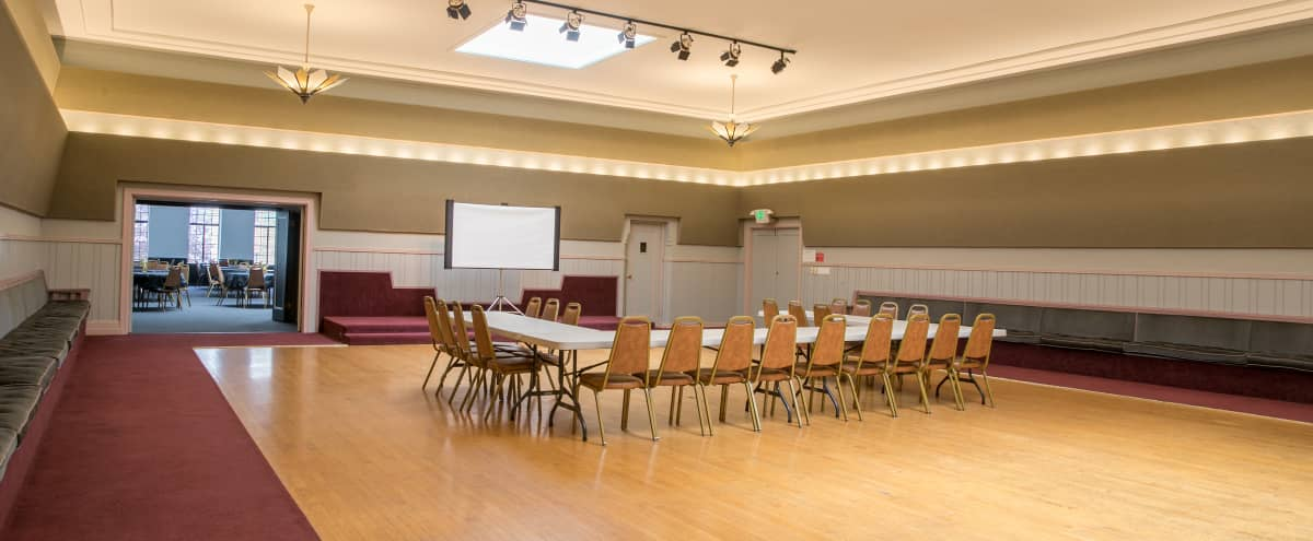 """Multi-Purpose Meeting Room in """"The Hub"""" of Downtown in San Francisco Hero Image in Mission Dolores, San Francisco, CA"""