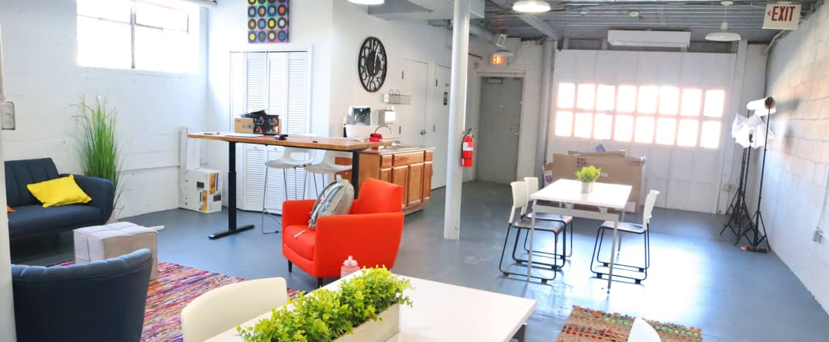 Multi-use industrial Photography/Production Studio in ATL in Atlanta Hero Image in Buckhead, Atlanta, GA