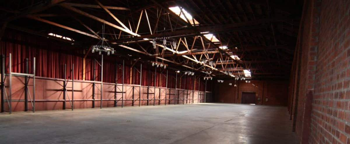 Downtown Historic brick Warehouse #1 Filming and Photo shoot in Los Angeles Ca Hero Image in undefined, Los Angeles Ca, CA