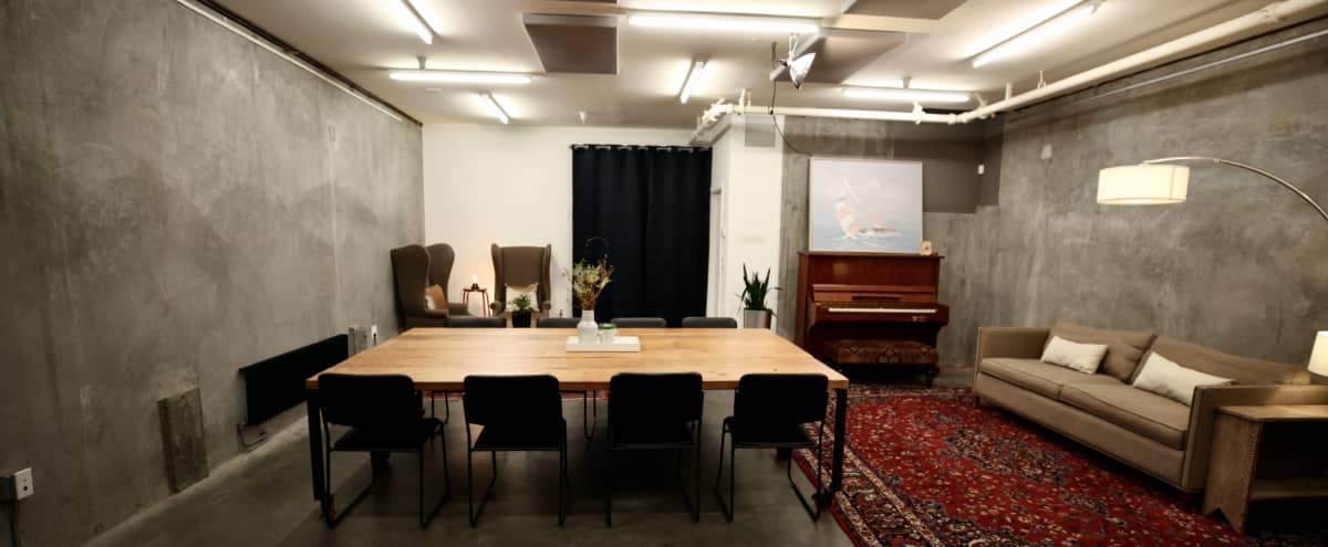 Large Meeting Room Tucked Away in the Mission (Lower Level) in San Francisco Hero Image in Mission District, San Francisco, CA