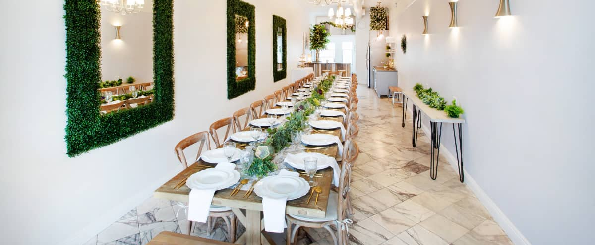 Chic Elegant Parisian-Style Venue w/ Floral Garden Vibes in Burbank Hero Image in undefined, Burbank, CA