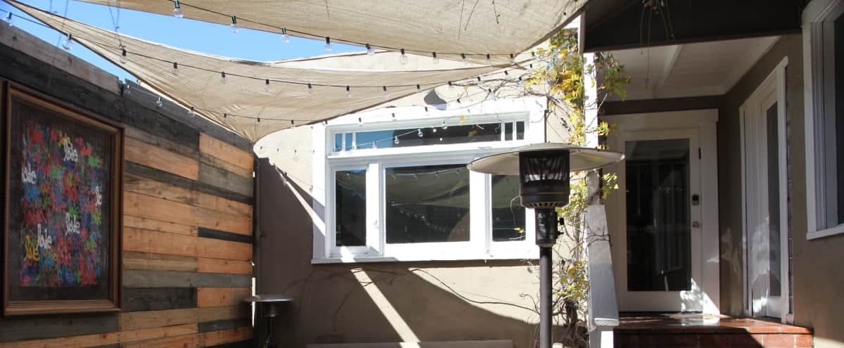 Tucked Away West Hollywood Bungalow with Outdoor Space in West Hollywood Hero Image in Central LA, West Hollywood, CA