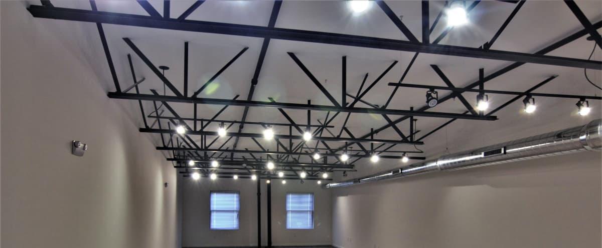 One of a Kind Building : Industrial Design Modern Spaces in Philly in Philadelphia Hero Image in Ludlow, Philadelphia, PA
