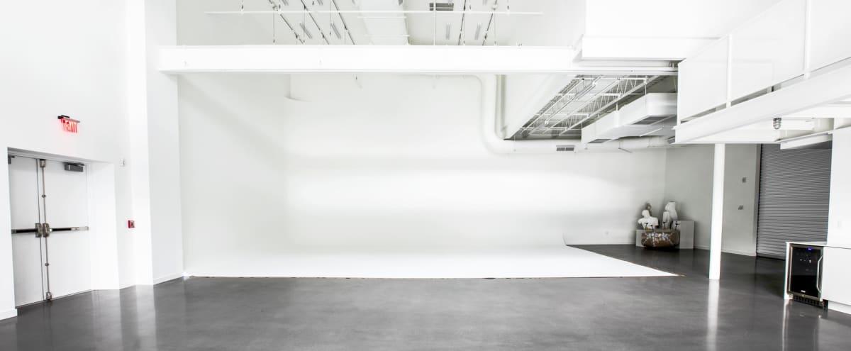 Photo & Video Studio with Oversized Cyclorama Wall   Studio C in Hyattsville Hero Image in Tuxedo, Hyattsville, MD