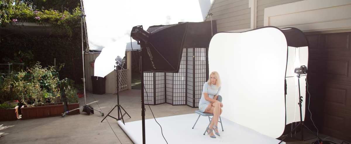 Outdoor Photography Studio in Los Angeles Hero Image in Los Feliz, Los Angeles, CA
