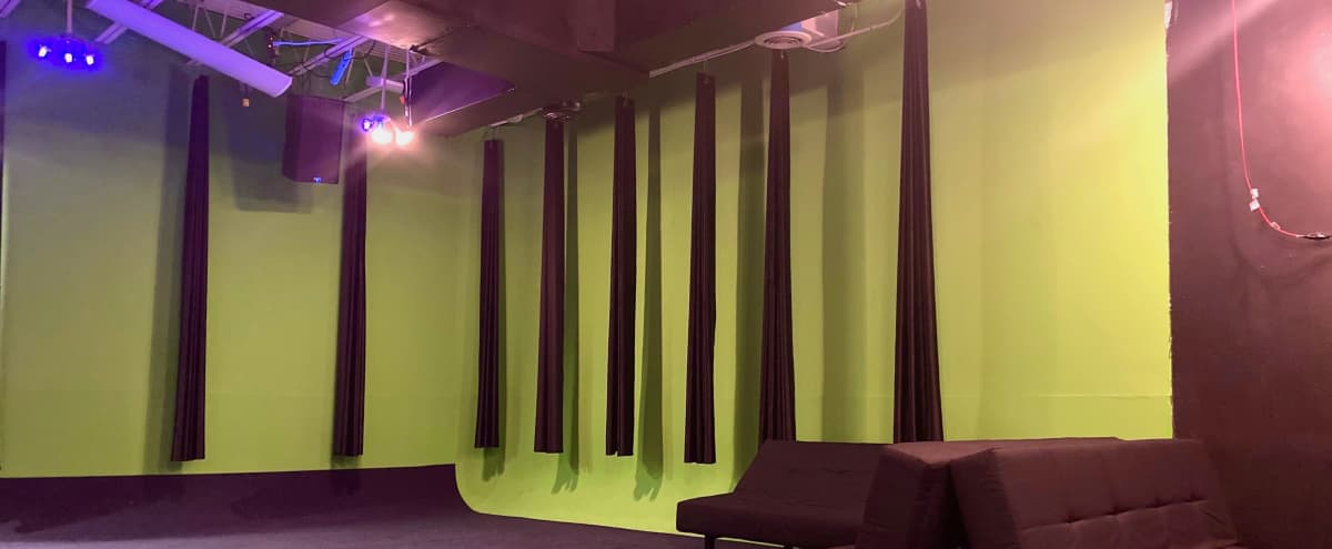 Modern Multi-Functional Photo/Video/ Music Studio and Event Space in Dallas Hero Image in Northwest Dallas, Dallas, TX