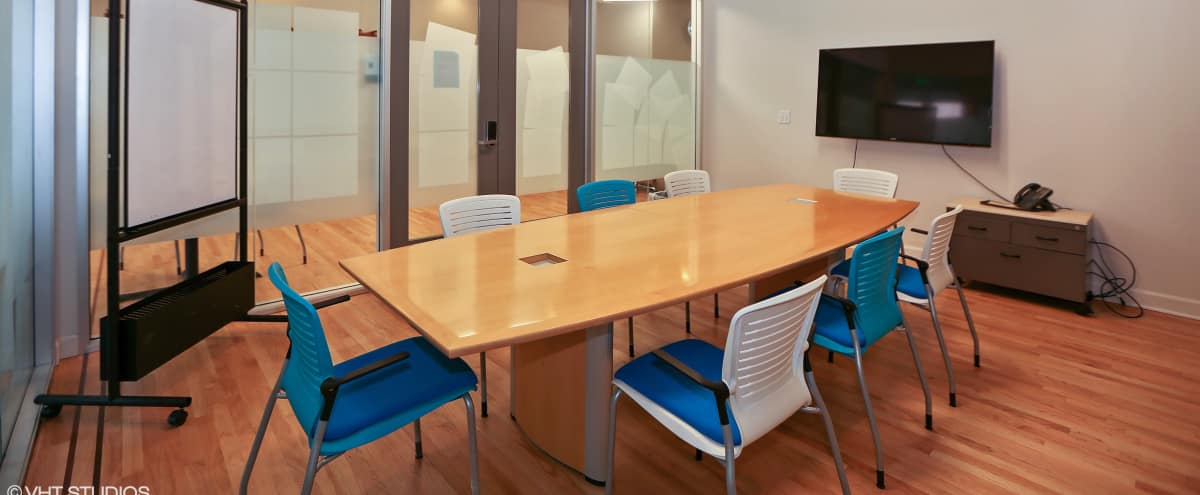 Large Conference Room in Sunnyvale Hero Image in Heritage District, Sunnyvale, CA