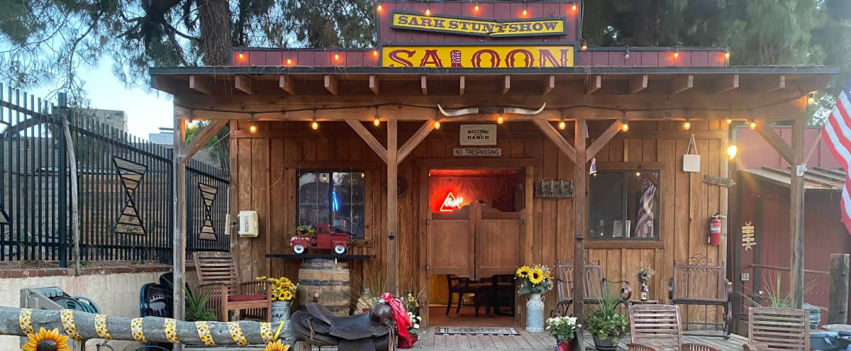 Unique Western Saloon and Horse Coral in Shadow Hills Hero Image in Shadow Hills, Shadow Hills, CA